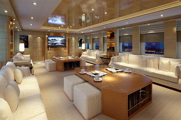Nautica studio huno for Cabine di lusso gigantesche
